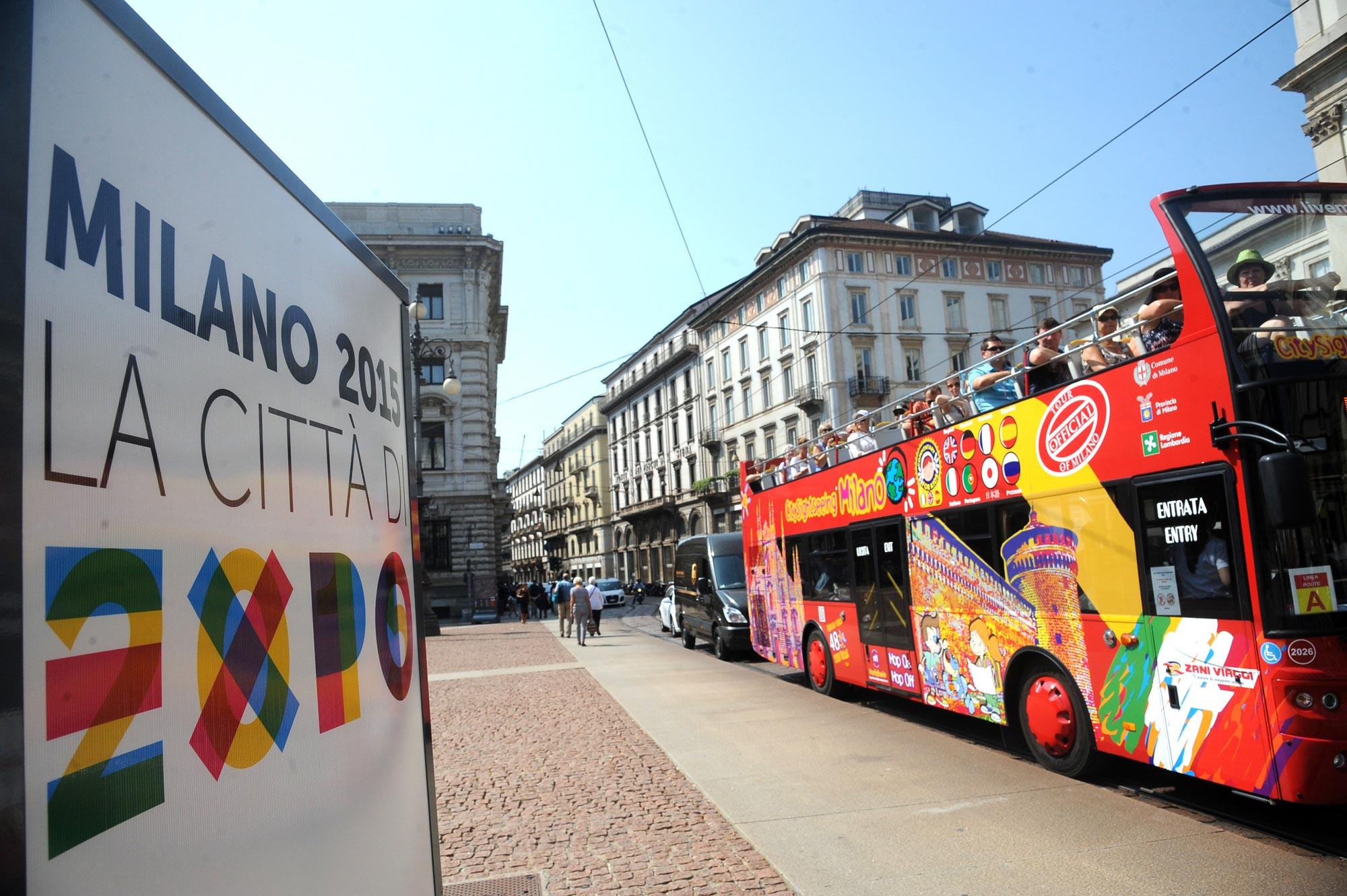 Milano, l'effetto Expo ancora non si vede