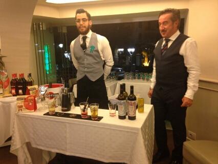 Ad Alassio inaugurata la Terrazza Martini sopra lo storico Caffè ...