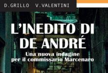 """""""L'inedito di Andrè"""", Grillo e Valentini nuovo giallo per le edizioni Frilli"""