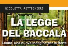 La legge del Baccalà, nuovo giallo by Frilli