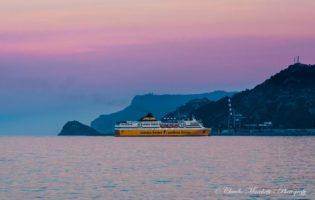"""Ecco la """"Pascal Lota"""", la tredicesima nave della flotta Corsica Ferries pronta a salpare"""