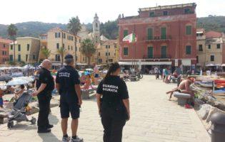 """Contro il commercio ambulante irregolare Laigueglia schiera la polizia municipale e le guardie giurate della """"Pantera"""""""