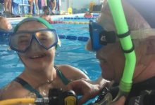"""A Milano c'è """"La subacquea per tutti"""", progetto per giovani e adulti con disabilità"""