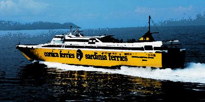 Freccia Gialla di Elba Ferries, pronta a salpare da domani
