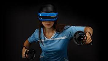 """A Bresso, nel Milanese, la prima aula europea interamente dedicata alla """"MVR"""" (mixed virtual reality)"""