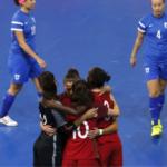 A Gondomar in Portogallo la UEFA Women's Futsal Euro