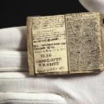 Il mini libro scritto da Charlotte Brontë quando aveva 14 anni venduto all'asta a Parigi